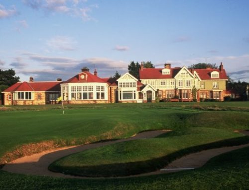 Golf at exclusive Muirfield, Carnoustie and Gleneagles with the Edinburgh Hotels golf break