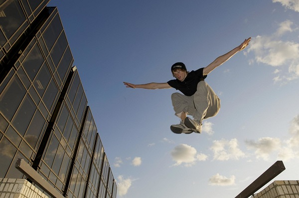 Parkour Edinburgh